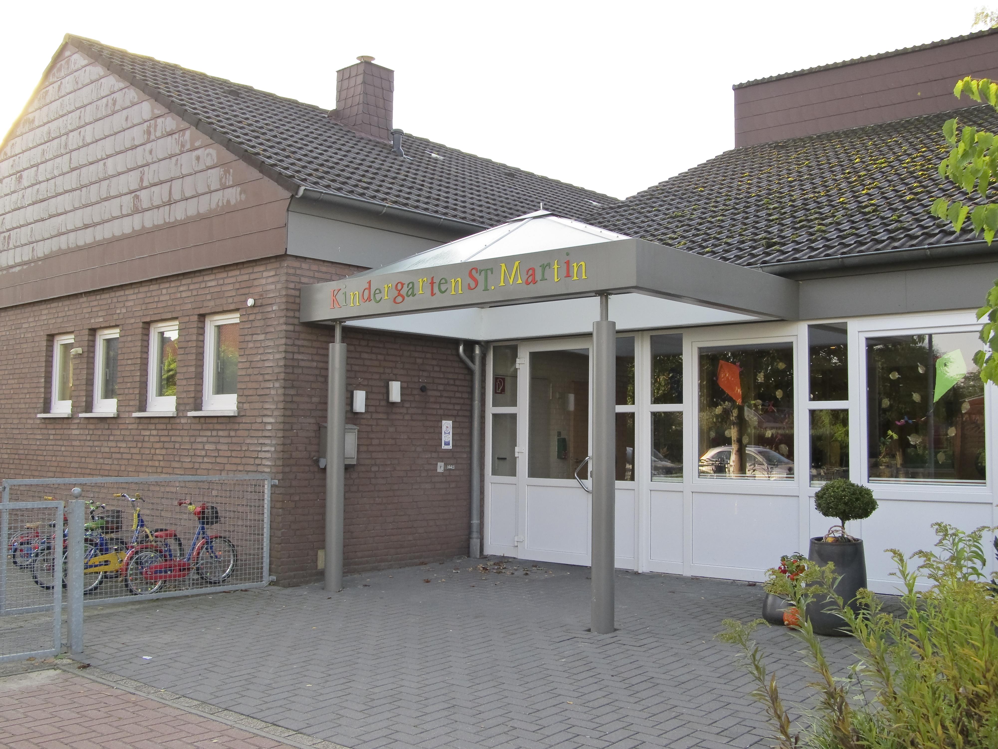 Hier ist ein kleines Bild des Kindergartens